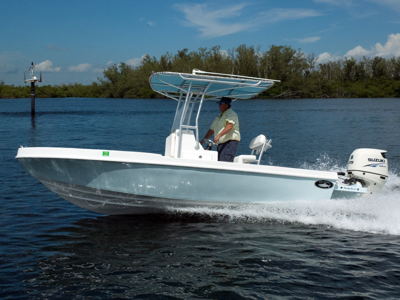 dusky marine custom built offshore shallow water fishing boats