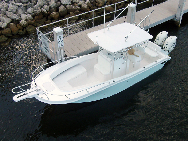 step by step how to custom build a center console
