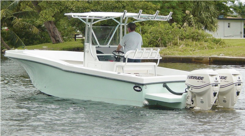 Dusky Marine - Custom Built Offshore & Shallow Water Fishing