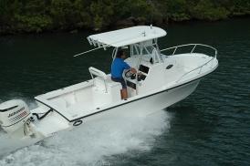 Dusky Marine Custom Built Offshore Shallow Water Fishing