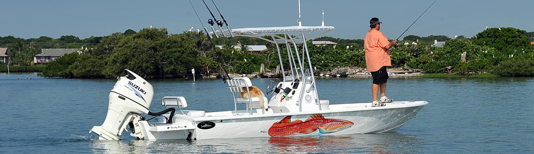 Shallow Water Boats >> Dusky Marine Custom Built Offshore Shallow Water Fishing