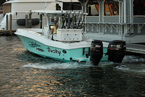 DUSKY 33 MODELS