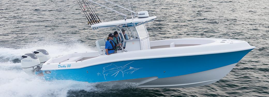 Welcome to Dusky | Dusky Marine - Custom Built Offshore