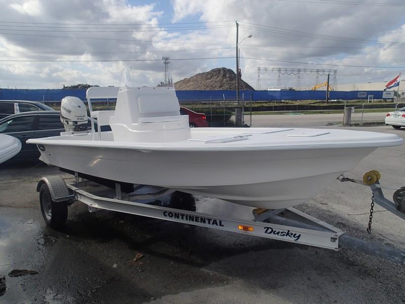 Dusky Marine - Custom Built Offshore & Shallow Water Fishing Boats